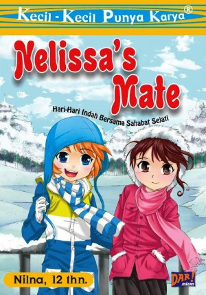 KKPK: Nelissa's Mate by Nilna from Mizan Publika, PT in General Novel category