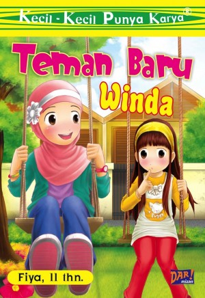 KKPK: Teman Baru Winda by Luthfiyatul Azizah from Mizan Publika, PT in Children category