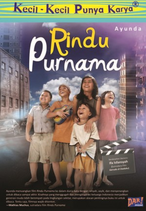 KKPK: Rindu Purnama  by Ayunda from Mizan Publika, PT in General Novel category