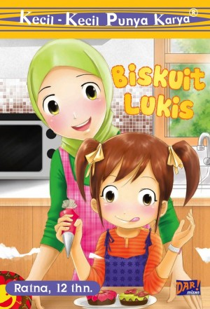 KKPK: Biskuit Lukis by Maryam Ratna from Mizan Publika, PT in Children category