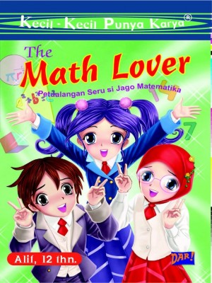KKPK: Math Lover by Muhammad Alif Aqsha from Mizan Publika, PT in Indonesian Novels category