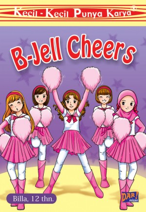 KKPK B-jell Cheers by Thalia Salsabilla from Mizan Publika, PT in General Novel category