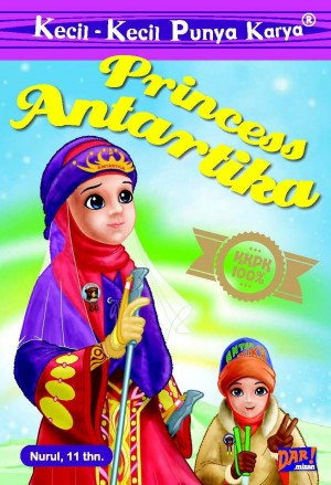 KKPK Princess Antartika by Fairus Haris from Mizan Publika, PT in General Novel category