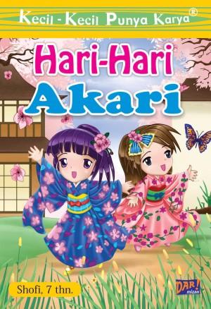 KKPK Hari-hari Akari by Shofiyyah Lukman  from Mizan Publika, PT in General Novel category