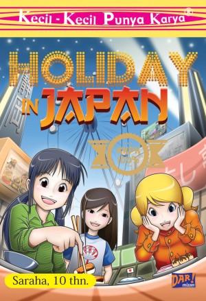 KKPK Holiday in Japan by Sarah Khadijah  from Mizan Publika, PT in General Novel category