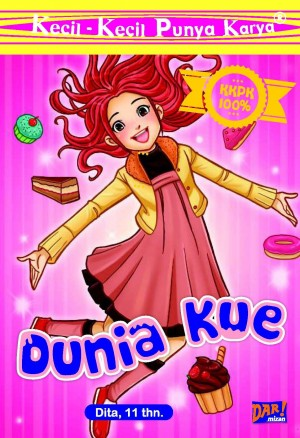 KKPK Dunia Kue by Dita Indah Syaharani  from  in  category