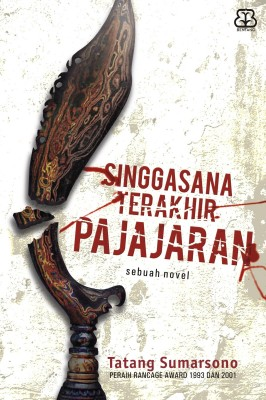 Singgasana Terakhir Pajajaran by Tatang Sumarsono from Mizan Publika, PT in Teen Novel category