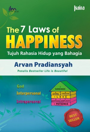The 7 Law of Happiness by Arvan Pradiansyah from Mizan Publika, PT in Motivation category