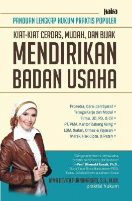Mendirikan Badan Usaha by Irma Devita Purnamasari, S.H., M.KN., from Mizan Publika, PT in Business & Management category