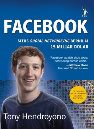 Facebook by Tony Hendroyono from Mizan Publika, PT in Business & Management category