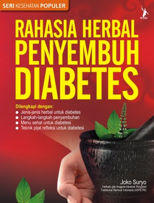Rahasia Herbal Penyembuh Diabetes by Joko Suryo from Mizan Publika, PT in Family & Health category