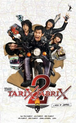 The Tarix Jabrix 2 by Jamal  from Mizan Publika, PT in Teen Novel category