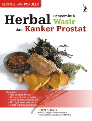 Herbal Penyembuh Wasir dan Kanker Prostat by Joko Suryo  from Mizan Publika, PT in Family & Health category