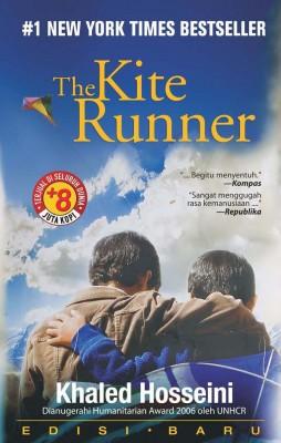 The KITE RUNNER by Khaled Hosseini from Mizan Publika, PT in General Novel category