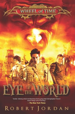 Eye of The World by Robert Jordan  from Mizan Publika, PT in General Novel category