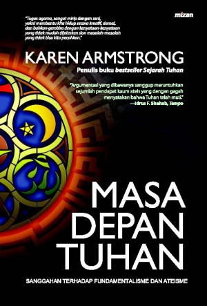 Masa Depan Tuhan by Karen Amstrong from Mizan Publika, PT in Religion category