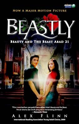 Beastly by Alex Flinn from Mizan Publika, PT in Teen Novel category