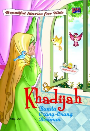 Khadijah by Indah Juli from Mizan Publika, PT in General Novel category