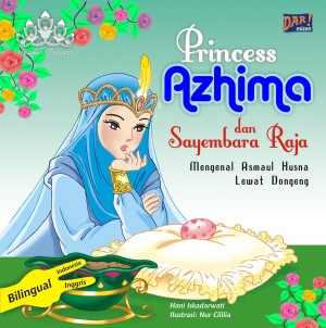 Princess Latifa dan Laba-Laba Pemarah by Lana Syahbani from Mizan Publika, PT in General Novel category