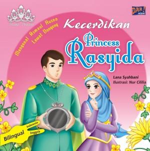 Kecerdikan Princess Rasyida by Lana Syahbani from Mizan Publika, PT in General Novel category