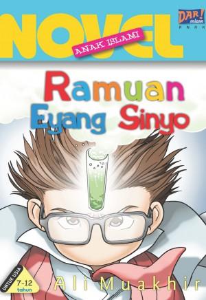 Ramuan Eyang Sinyo by Ali Muakhir from Mizan Publika, PT in General Novel category