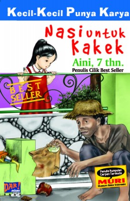 Nasi untuk Kakek (KKPK) by Qurrota Aini from Mizan Publika, PT in Teen Novel category