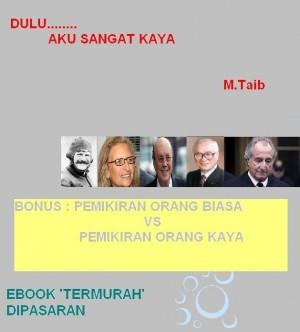 Dulu Aku Sangat Kaya by M.Taib from muhammad taib bin salleh in Motivation category