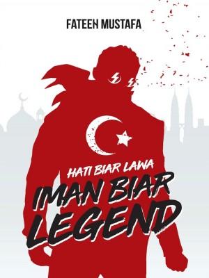 Iman Biar Legend by Fateen Mustafa from  in  category