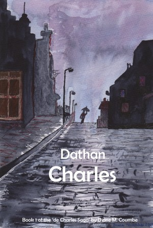 Dathan Charles Book 1 (3rd Edition) by Dione  Coumbe from m-y books ltd in General Novel category