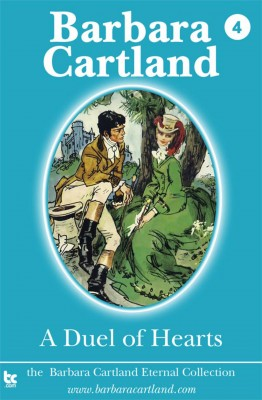 04 A Duel of Hearts by barbara cartland from m-y books ltd in Romance category