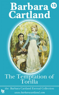 15 The Temptation of Torilla by barbara cartland from m-y books ltd in Romance category