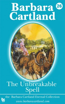 26 The Unbreakable Spell by barbara cartland from m-y books ltd in Romance category