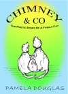Chimney The Poetic Story Of  A Family Cat by pamela douglas from m-y books ltd in Teen Novel category