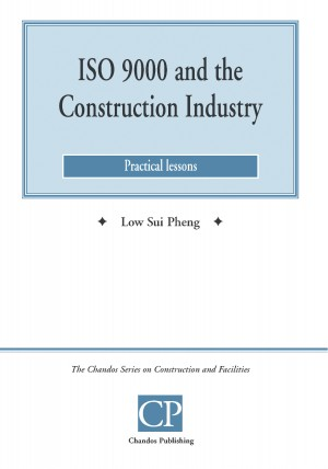 ISO 9000 and the Construction Industry by Low Sui  Pheng from m-y books ltd in Law category