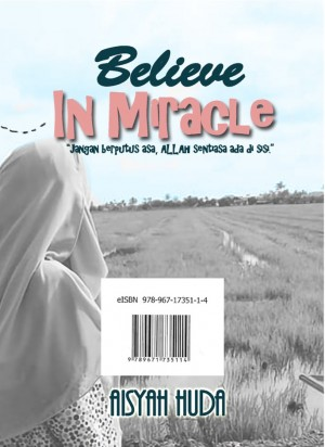 Believe in Miracle by AISYAH HUDA from  in  category