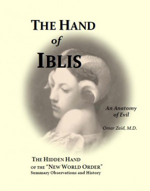 The Hand of Iblis: An Anatomy of Evil, Summary Observations on the New World Ord by Omar Zaid from omar zaid in History category