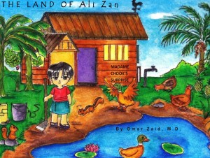 The Land of Ali Zan: Madame Chook by Omar Zaid from omar zaid in Children category