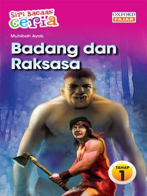 Badang dan Raksasa by Muhibah Ayob from  in  category