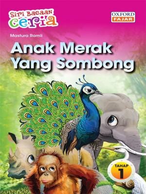 Anak Merak Yang Sombong by Mastura Ramli from Oxford Fajar Sdn Bhd in Children category