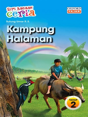 Kampung Halaman by Sutung Umar R. S. from Oxford Fajar Sdn Bhd in Teen Novel category