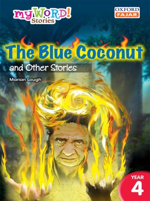 The Blue Coconut and Other Stories by Marian Lough from Oxford Fajar Sdn Bhd in Children category