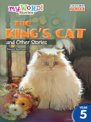 The King's Cat and Other Stories by David Forman from Oxford Fajar Sdn Bhd in Children category