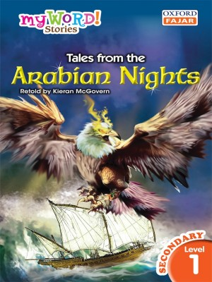 Tales from the Arabian Nights by Kieran McGovern from Oxford Fajar Sdn Bhd in Teen Novel category