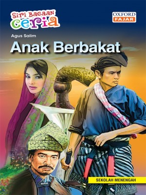 Anak Berbakat by Agus Salim from Oxford Fajar Sdn Bhd in Teen Novel category