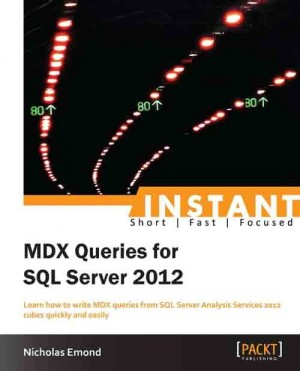 Instant MDX Queries for SQL Server 2012