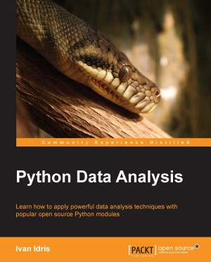 Python: End-to-end Data Analysis | Luiz Felipe Martins | Packt