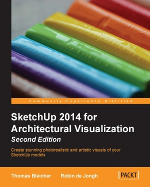 SketchUp 2014 for Architectural Visualization Second Edition by Robin de   Jongh from Packt Publishing in Engineering & IT category