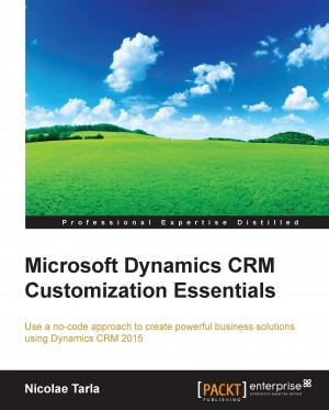 Microsoft Dynamics CRM Customization Essentials by Nicolae Tarla from Packt Publishing in Engineering & IT category