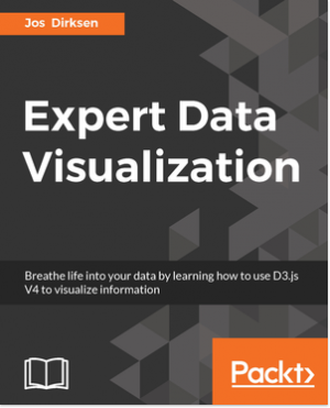 Expert Data Visualization by Jos Dirksen from Packt Publishing in Engineering & IT category