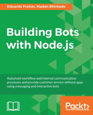 Building Bots with Node.js by Madan Bhintade from  in  category